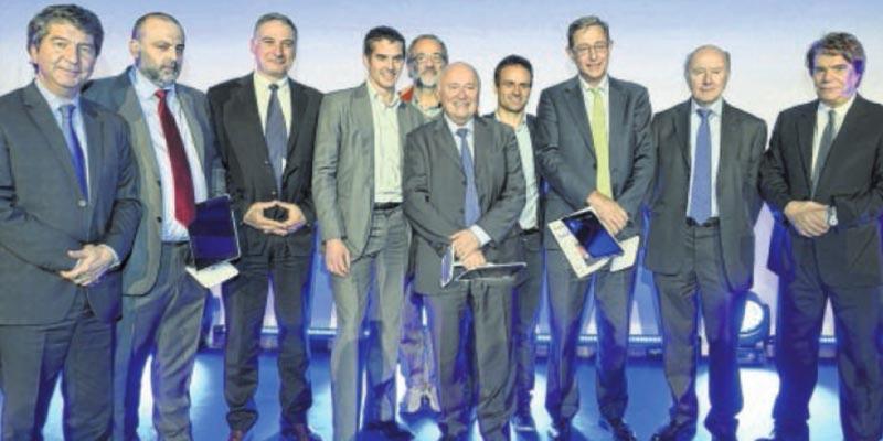 Trophées de l'Économie : 1er prix dans la catégorie : « Tremplins La Provence »